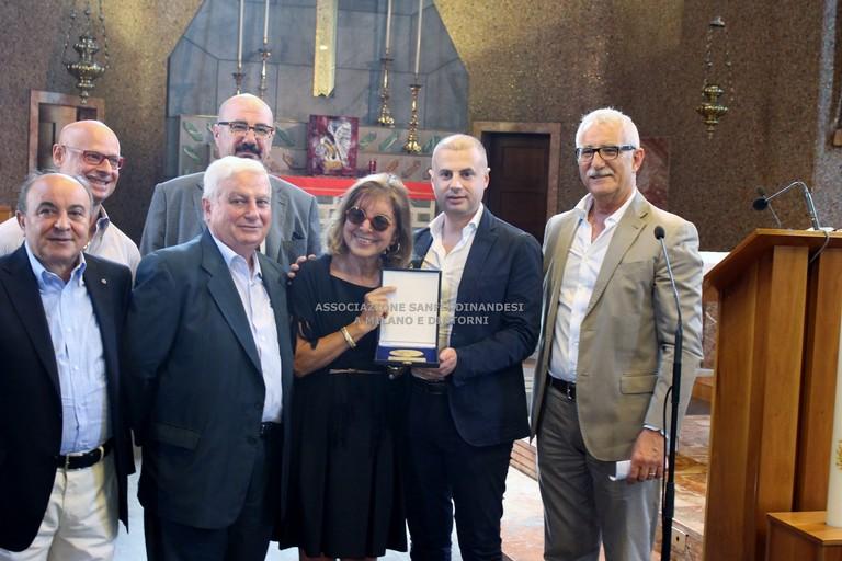 San Ferdinando Re festeggiato anche a Milano