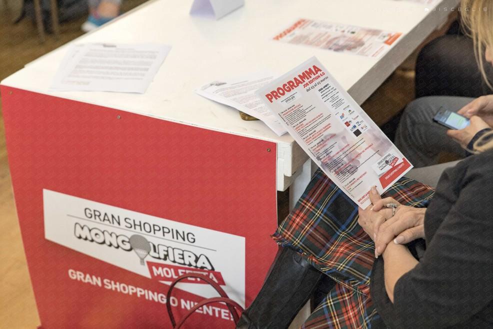 Gran Shopping Mongolfiera - Job edition 6.0. <span>Foto Vincenzo Bisceglie</span>