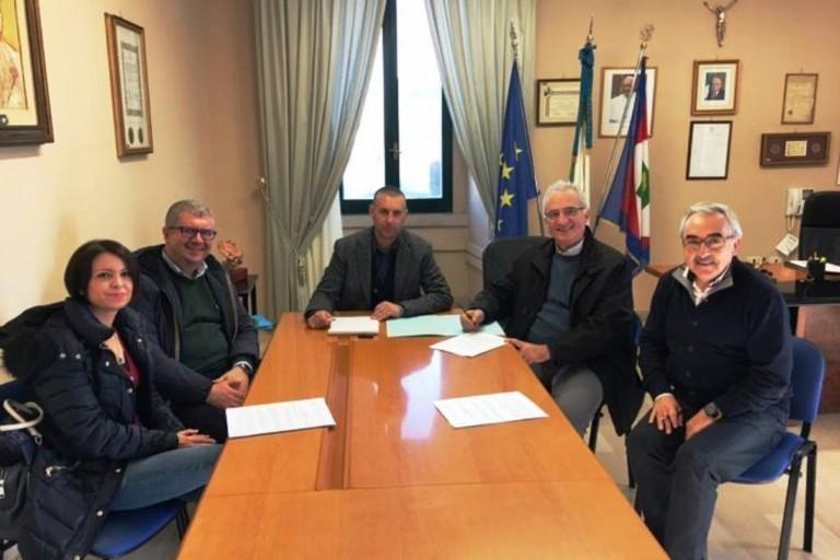 Alternanza scuola - lavoro, intesa tra istituto Dell'Aquila e comune di Trinitapoli