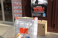 """""""Povera Patria"""", chiusa la raccolta di alimenti e vestiti di Fratelli d'Italia AN"""