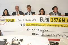 """La """"Dell'Aquila"""" avrà un'open library grazie al taglio degli stipendi dei consiglieri del M5S"""