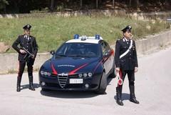 Controllo straordinario del territorio, un arresto dei carabinieri