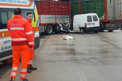 Incidente mortale sulla ex SS98 all'altezza di San Ferdinando