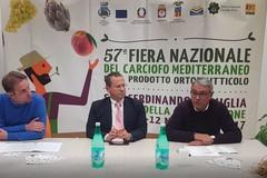 57esima Fiera Nazionale  del Carciofo Mediterraneo e del Prodotto Ortofrutticolo