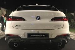 Maldarizzi presenta la nuova Bmw X4 a Villa Ascosa a Trani