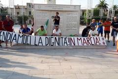 Dalla Piazza alle barricate al fianco dei contadini di San Ferdinando