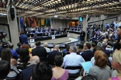 Regione, cambio di deleghe per gli assessori