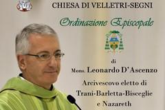 Mons. D'Ascenzo riceve l'ordinazione episcopale: su SanFerdinandoViva.it la diretta della celebrazione