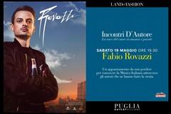 """""""Racconti d'autore"""": al Puglia Outlet Village il fenomeno Fabio Rovazzi"""