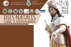 Al via le celebrazioni in onore di San Ferdinando Re