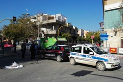 Donna investita: arrestato l'autista del Fiat 190 per omicidio colposo