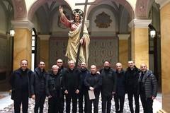 Una delegazione diocesana all'incontro con il nuovo Arcivescovo