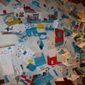 Le cartoline degli studenti della Giovanni XXIII in mostra a Bari