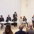 Grande kermesse di nomi e di appassionati ieri al Palazzo della Marra