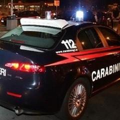 Auto rubate nel garage, denunciato