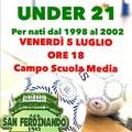 Aperte le selezioni U21 del San Ferdinando 1942