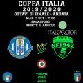Coppa Italia, Italcarciofi SF 1942 scende in campo