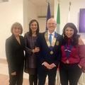 Il Rotary Club Valle dell'Ofanto accoglie il Governatore Donato Donnoli