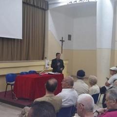 Savino Defacendis presenta il libro «La civiltà del grano»