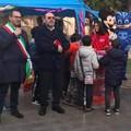 Inaugurato nuovo parco giochi in piazza Giovanni Paolo II