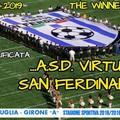 Virtus San Ferdinando, dopo la promozione avanti per il futuro