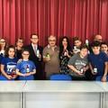 L'Amministrazione comunale regala borracce in alluminio agli alunni delle scuole