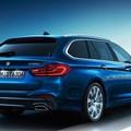 Nuova BMW Serie 5 Touring in anteprima assoluta per il Sud Italia
