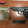 In casa con un'arma clandestina, in manette 49enne