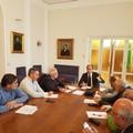Sviluppo e appalti pubblici: Cgil, Cisl e Uil incontrano il presidente della Bat