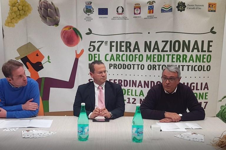 Conferenza stampa Fiera Carciofo