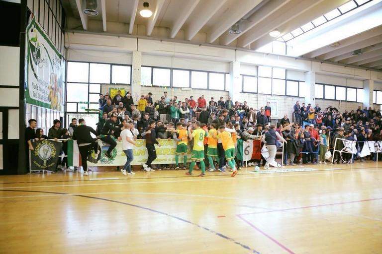 Futsal, il San Ferdinando 1942 su aggiudica il match con l'Apulia Sport