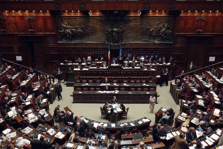 Montecitorio - Camera dei Deputati