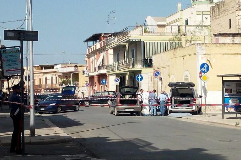 Omicidio in Viale Roma