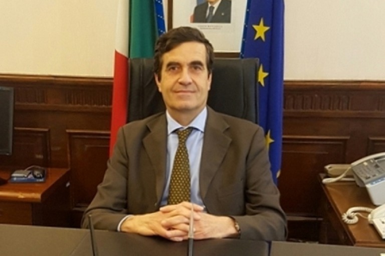 Prefetto Dario Emilio Sensi