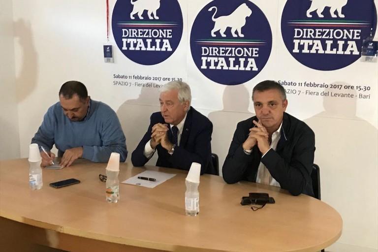 Direzione Italia, Aniello Valente nel coordinamento provinciale