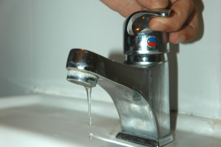 Occhio al rubinetto, da domani ulteriormente ridotta la pressione dell'acqua