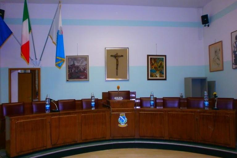 Sala consiliare Trinitapoli