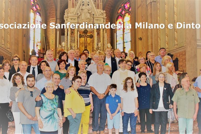 Associazioni Sanferdinandesi a Milano