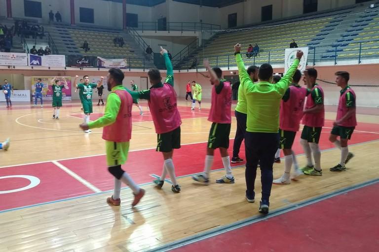 San Ferdinando implacabile: stende Conversano e conquista la semifinale di Coppa