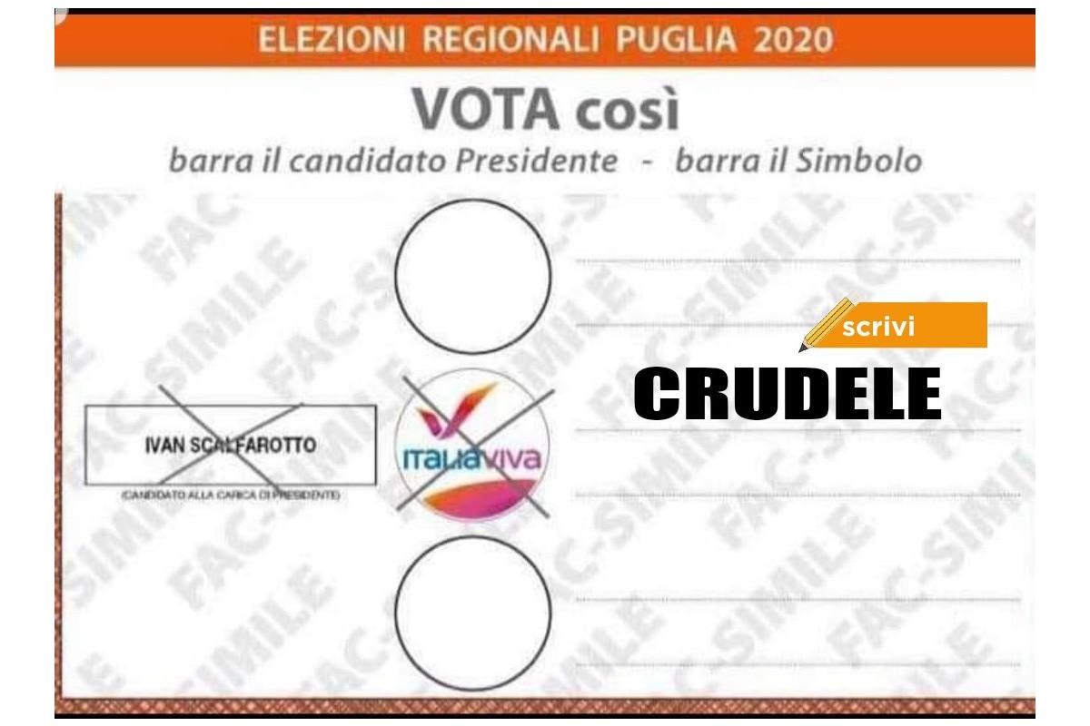 Ruggiero Crudele Voto