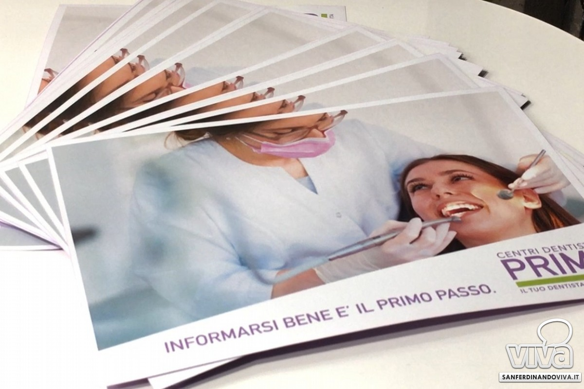 """Centro dentistico """"Primo"""""""