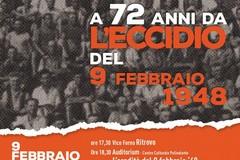 L'eredità del 9 febbraio del 1948 a 72 anni dall'eccidio