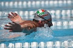 Ai campionati italiani le performance di Fedele Cafagna