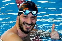 Adriatika Nuoto, doppio bronzo per Fedele Cafagna a Gioia del Colle