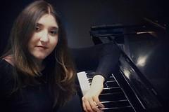 Letizia Palmieri, la giovane pianista di San Ferdinando di Puglia primeggia ad Albenga