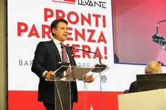 Il Premier Giuseppe Conte ha inaugurato l'84esima Campionaria Generale Internazionale di Fiera del Levante
