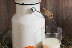 Consumi, il prezzo del latte sale di quasi il 13%