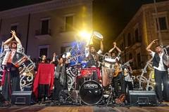 La musica dei Terraròss a San Ferdinando di Puglia