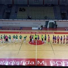 Coppa Puglia, San Ferdinando sconfitto a Barletta