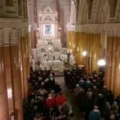 Aperta la Porta Santa a San Ferdinando nel Santuario della Madonna del Rosario